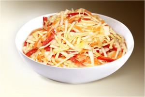 """Салат """"Болгарский"""" (капуста, морковь, сл.перец, р-м) 150 г"""