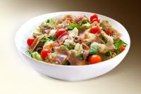 "Салат ""Луиза"" (ветчина, помидор, кит. Салат, сыр, м-з)  150 г"