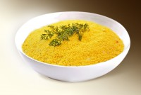 "Салат ""Мимоза"" (горбуша, рис, морковь, лук, яйцо, м-з) 150 г"