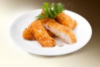 Куриная грудка в сухарях (филе кур., яйцо, панировка, специи) 120 г