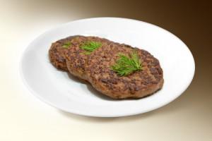 Печеночные оладьи (печень гов, яйцо, мука) 120 г